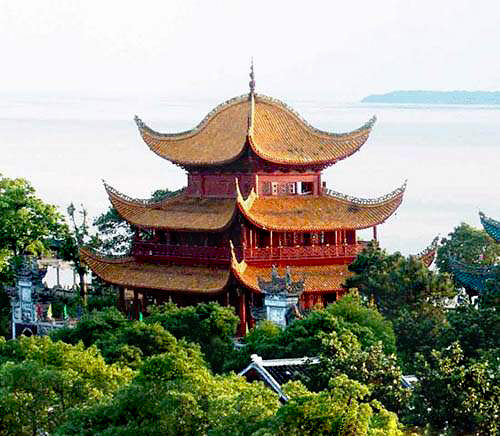 yueyang tower hunan