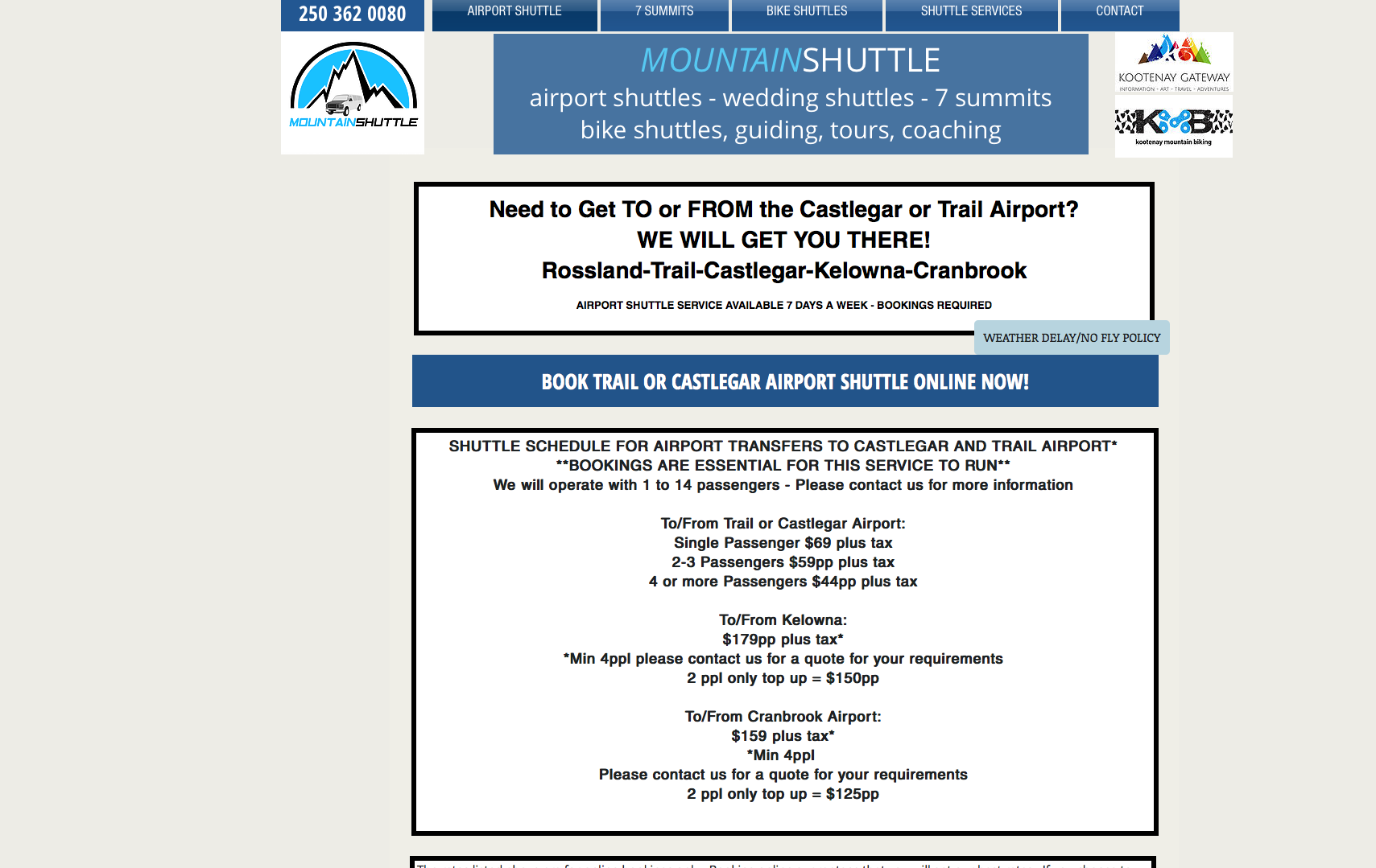 http://www.mountainshuttle.ca/airport-shuttle