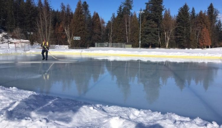 Outdoor Ice Rinks Are Looking Great!