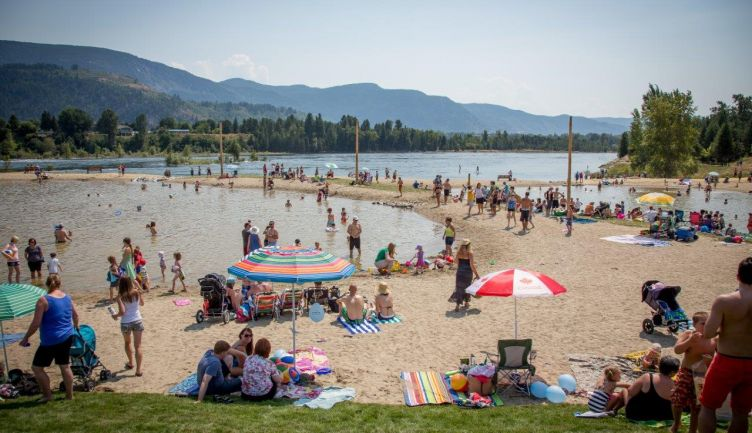 Beach Water Quality Swim Advisory at Millennium UPDATE scheduled reopening date August 9, 2018
