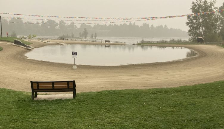 Two Natural Swimming Ponds at Millennium Park Closed for Maintenance