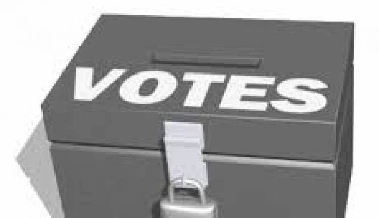 Notice of Election By Voting