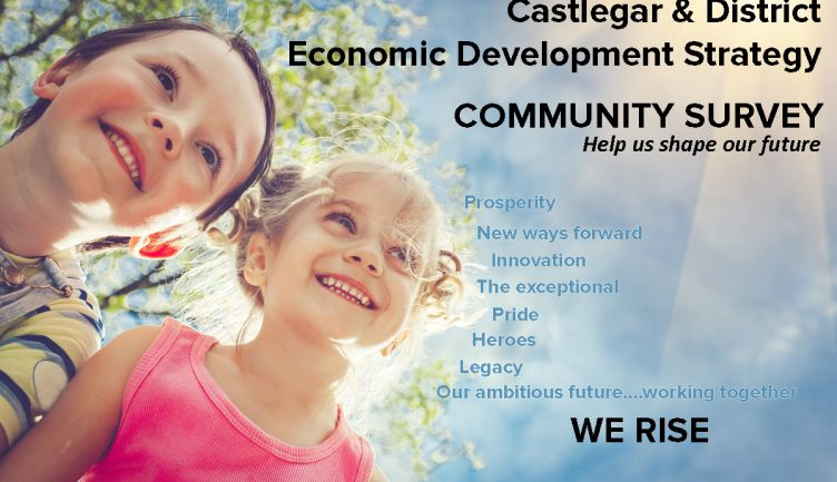 Survey - Castlegar & District Regional Economic Development Strategy