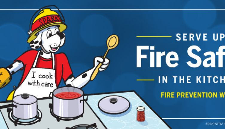 October 4 - 10 is National Fire Prevention Week