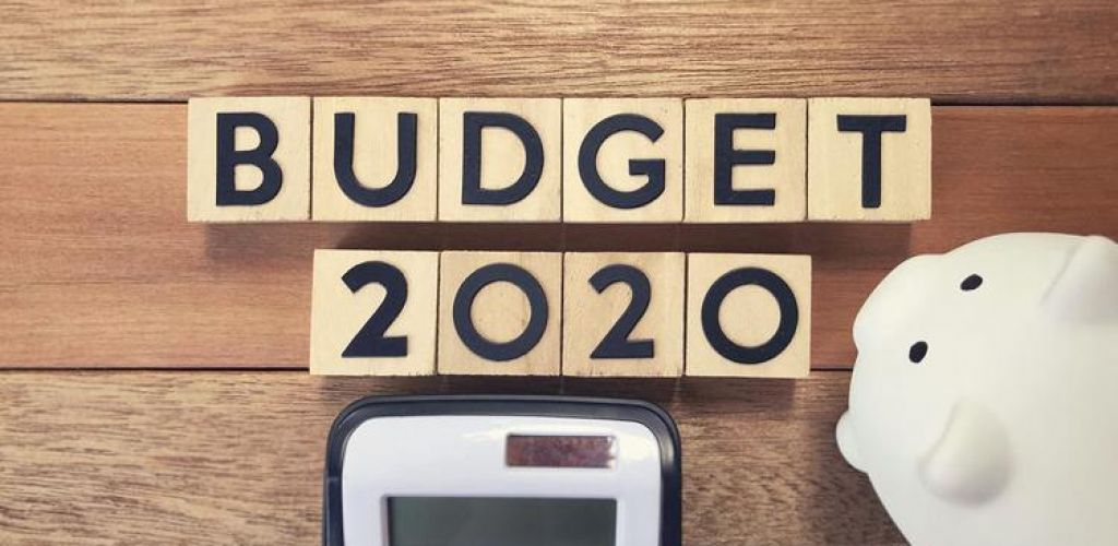 Budget 2020 - get involved, have your say!
