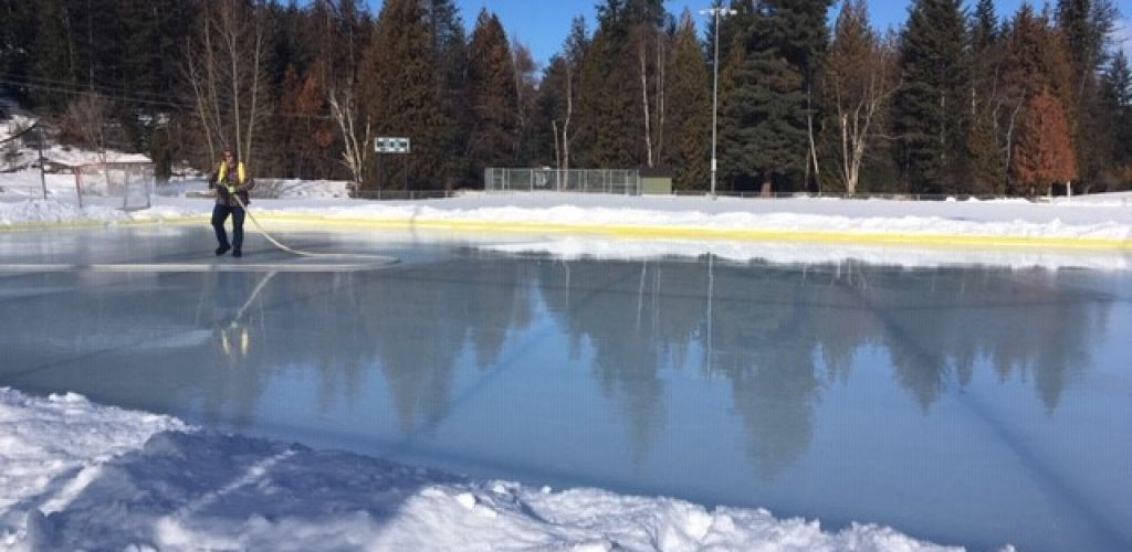 Outdoor Ice Rinks Close as Spring Approaches