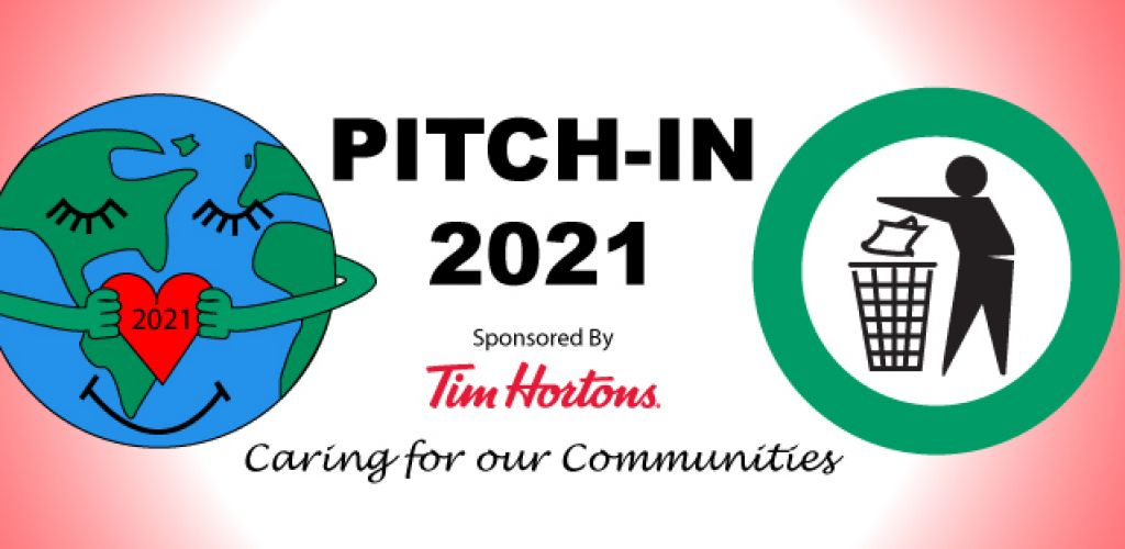 Pitch-in, Clean-up Castlegar April 18-26 & Win Prizes!