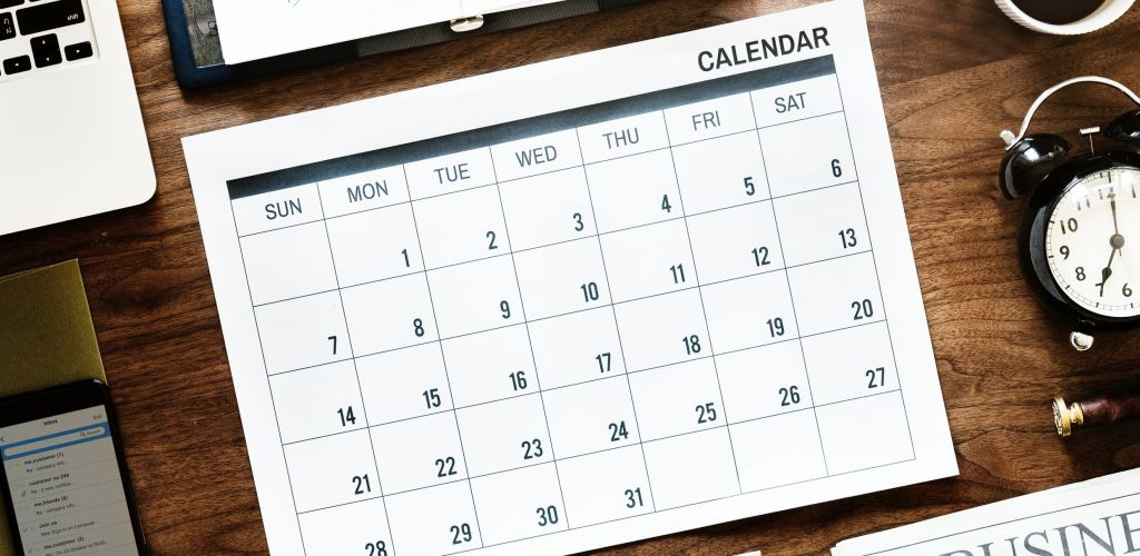 2019 Regular Council Meeting Schedule
